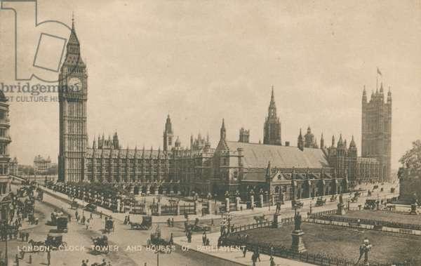 Big Ben, Houses of Parliament (photo)