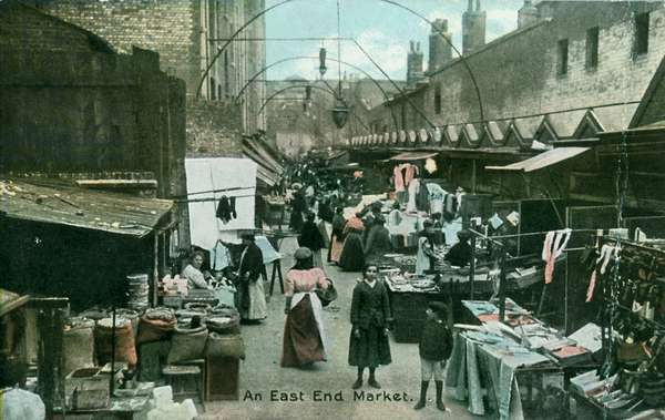 An East End Market (photo)