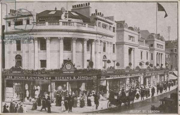 Regent Street, London (photo)