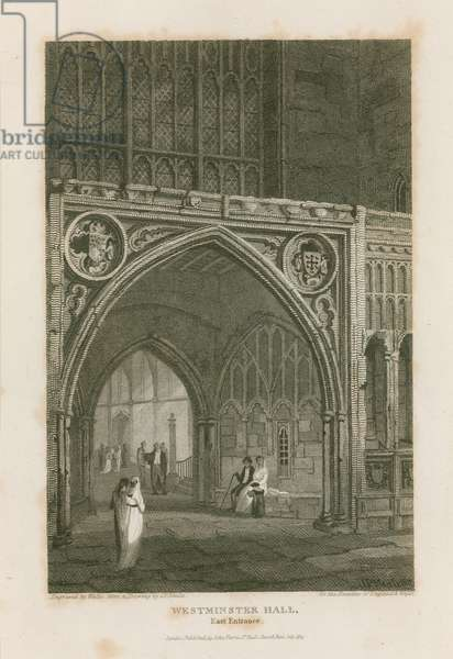 Westminster Hall (engraving)