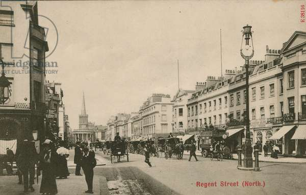 Regent Street, London, north (photo)
