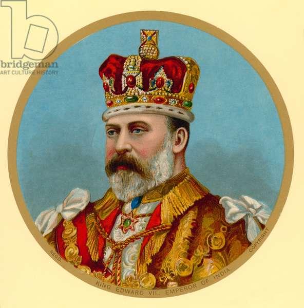 King Edward VII (chromolitho)