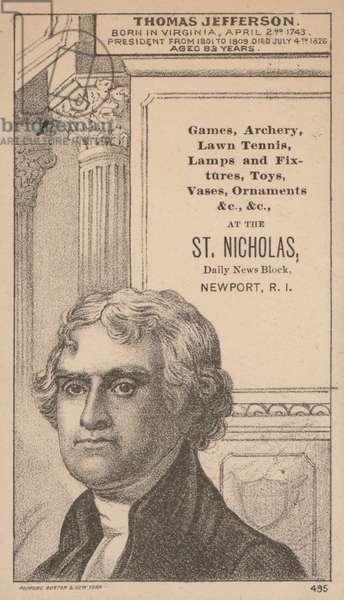Thomas Jefferson (litho)