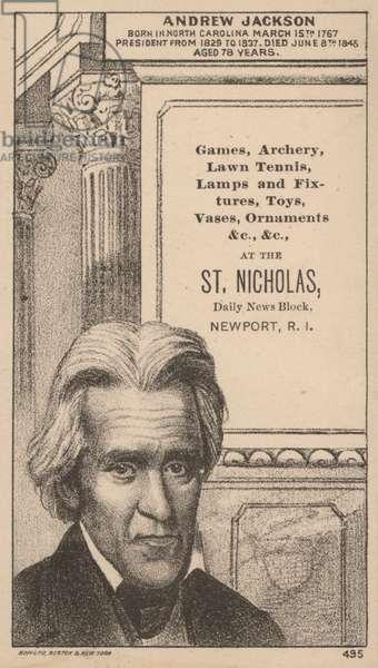 Andrew Jackson (litho)