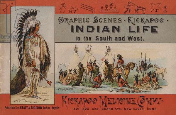 Native Americans (chromolitho)