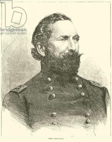 John Sedgwick, May 1864 (engraving)
