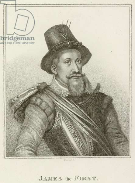 James the First (engraving)