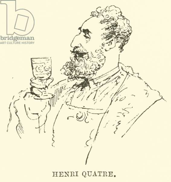 Henri Quatre (engraving)