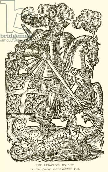 The Red-Cross Knight (engraving)