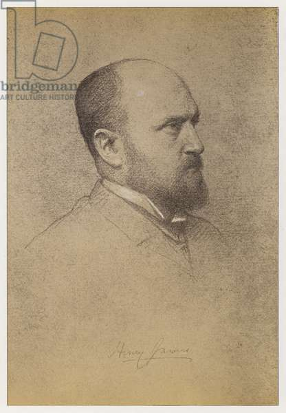 Henry James (litho)