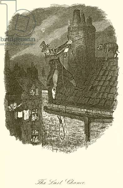 The Last Chance (engraving)