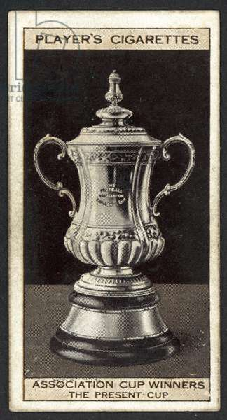 Association Cup Winners, The Present Cup (litho)