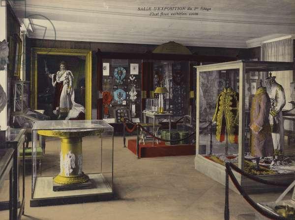 Malmaison: Salle D'Exposition du Ier Etage; First floor exhibition room (photo)