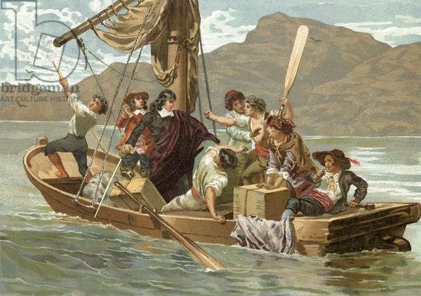 Descartes and the boatmen of Elba