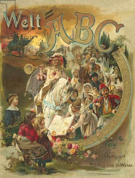 Welt ABC (chromolitho)