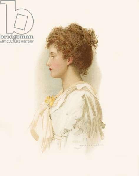 Tennyson's Adeline