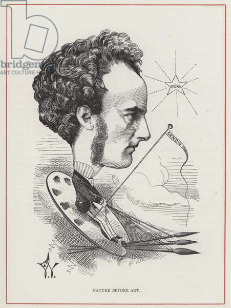 John Everett Millais (engraving)