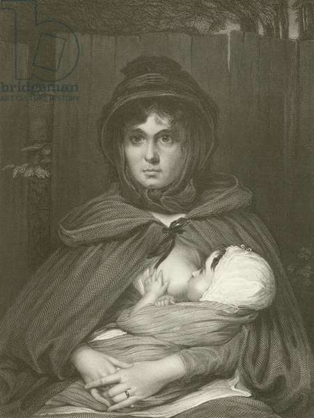 The Gipsey Mother (engraving)