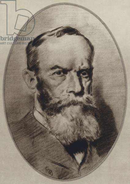 Portraits of Great Philosophers: William James (litho)