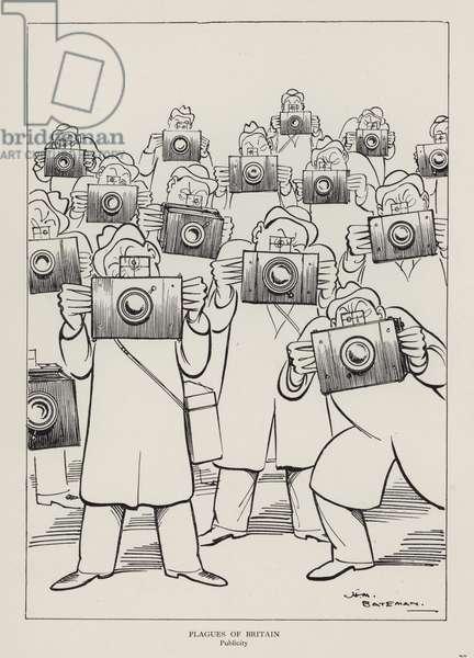 Plagues of Britain: Publicity (litho)