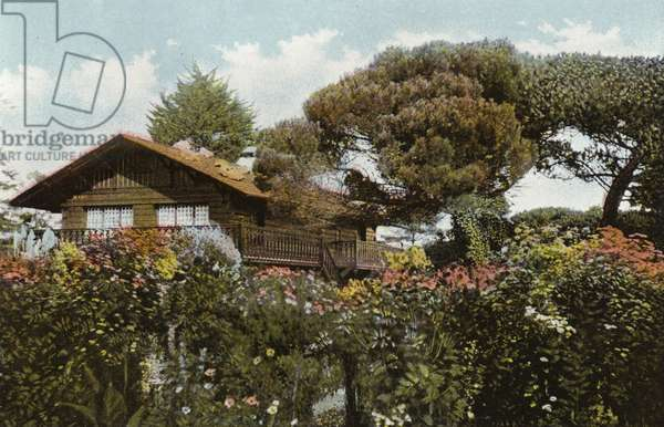 Swiss Cottage, Osborne (photo)