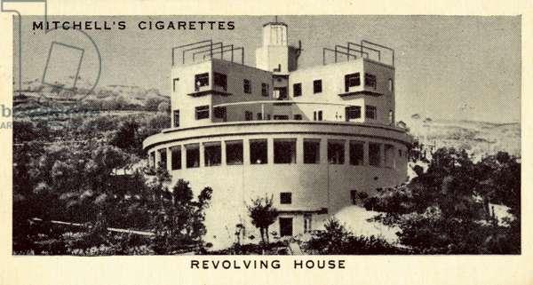 Revolving House (litho)