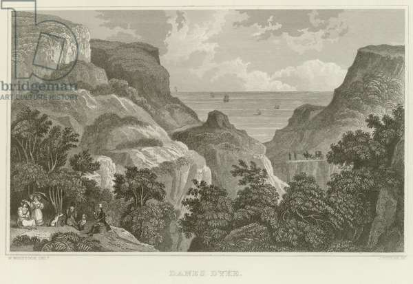 Danes Dyke (engraving)