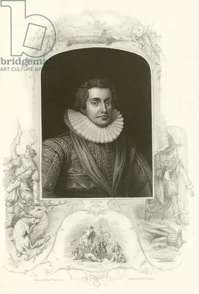 James VI (engraving)