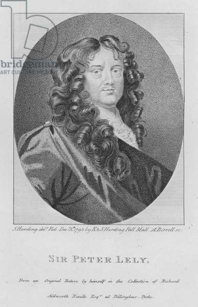 Sir Peter Lely (engraving)