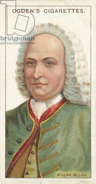 Ralph Allen, 1693-1764 (chromolitho)