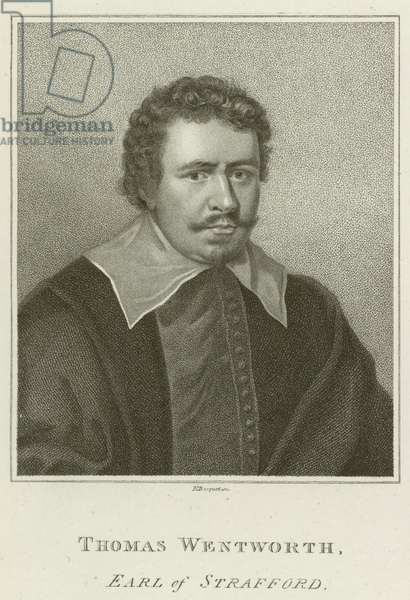 Thomas Wentworth, Earl of Strafford (engraving)