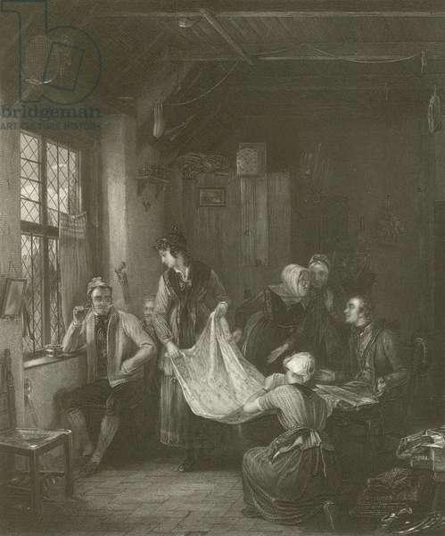 The Pedlar (engraving)