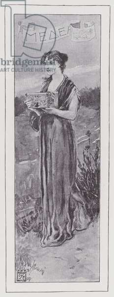 Medea (litho)