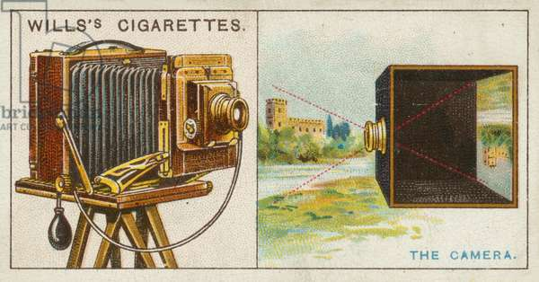 The Camera (chromolitho)