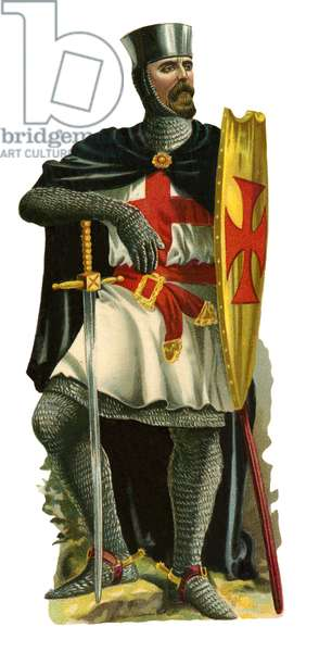 Red Cross Knight of King Richard I, 1189-1199
