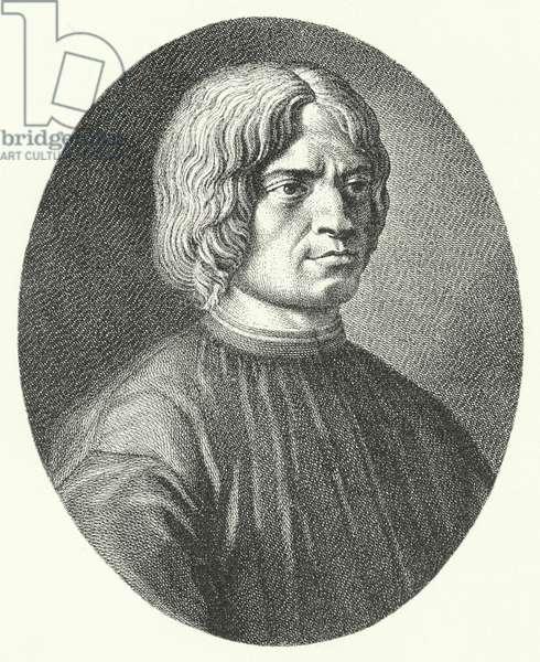 Portrait of Lorenzo de' Medici (engraving)