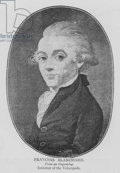 Francois Blanchard (engraving)