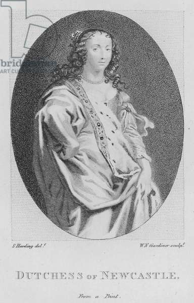 Dutchess of Newcastle (engraving)