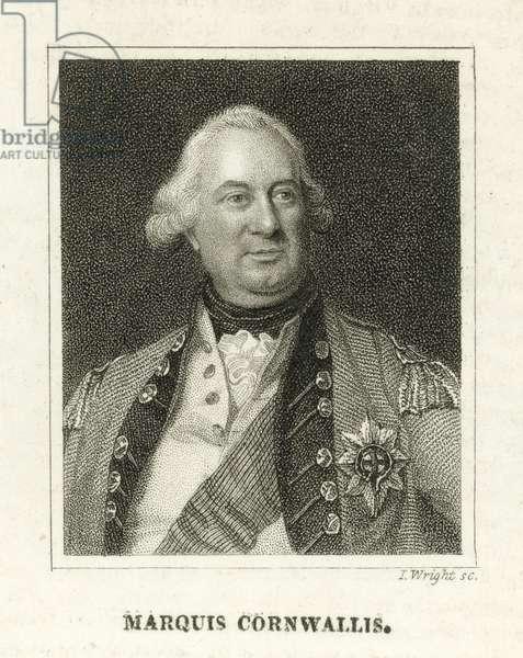 Marquis Cornwallis (engraving)