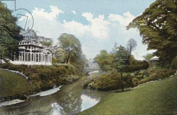Buxton, The Gardens (photo)