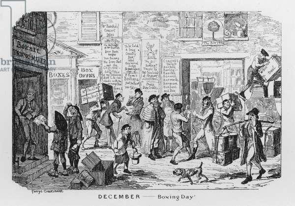 Boxing Day (engraving)