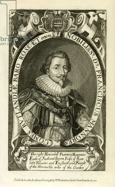 Francis Manners (engraving)