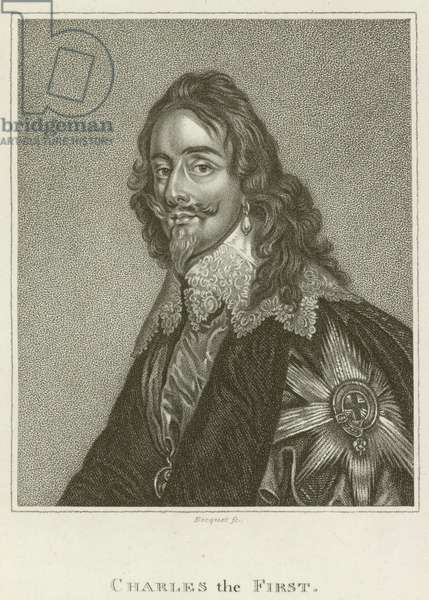 Charles the First (engraving)