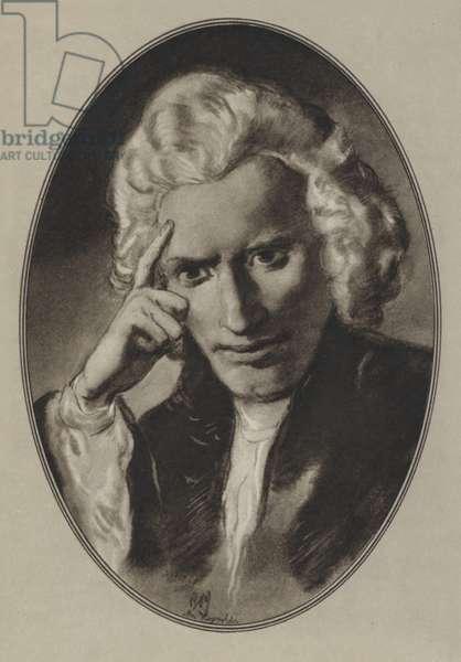 Laurence Sterne (litho)