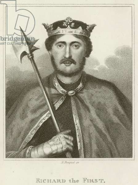 Richard the First (engraving)