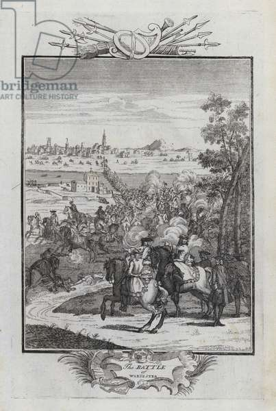 The Battle of Worcester (engraving)