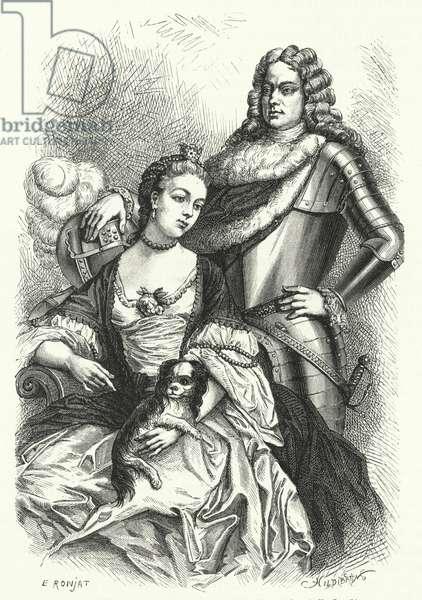 Duke and Duchess of Marlborough (engraving)