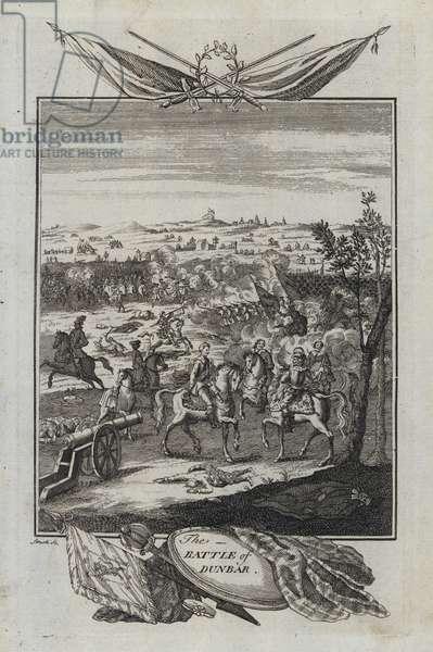 The Battle of Dunbar (engraving)