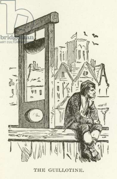 The Guillotine (engraving)