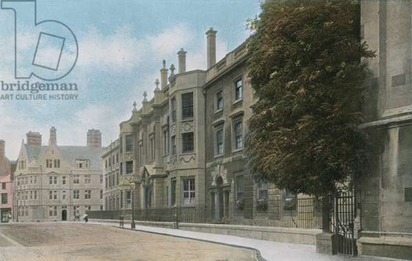 Hertford College (photo)